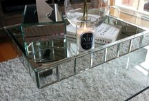 Glass for a Glass Coffee Table / Glass coffee tables design and decor ideas