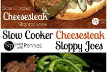 Crock Pot/Slow Cooker Recipes