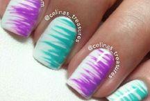 Nails at home