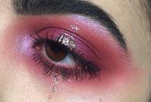 Cool Makeup look