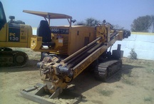 Directional drilling machine
