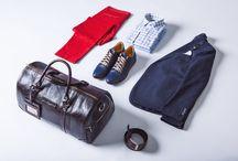 Lancerto Collage / Entuzjaści mody znajdą w asortymencie LANĈERTO różnorodne modele, kroje czy kolory naszych spodni i marynarek, dlatego przygotowaliśmy stylizacje, które ułatwią Wam wybór pasujących do siebie elementów garderoby.