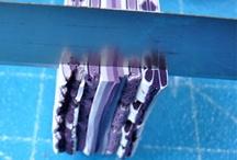 Polymer Clay Cane Making Tutorials & Inspiration