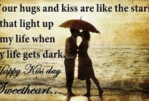 Happy Kiss Day / Romantic Happy Kiss Day Wishes and Kiss day Quotes for you that you can send to your loved ones on this Kiss Day that falls on the 13th February 2017. Download HD Kiss Day Images Pics , Happy Kiss Day Wishes, Quotes , Stauus Messages for whishing you lover or partner on facebook, whatsapp, google plus