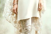 cape gown or kameez
