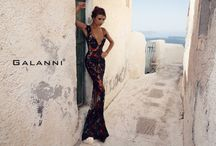GALANNI ® Atelier Couture MBFWA SS16 / Location | Santorini, Greece