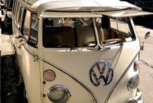 The Classic VW Bus / by Tony John Garcia