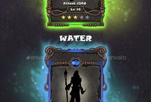 Game Card Design