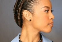 Naptural Beauty / Hair styles / by Darona Perry
