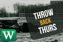 Throwback Thursday / Step back in time and see Wright State University from its earliest beginnings. Admire the hair, the fashion, and--most of all--how far we have come as a university. We hope our namesakes, the Wright brothers, would be proud. #braggingWrights #moretocome #TBT / by Wright State University