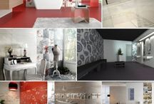 10 Ways to Use Tile in the Home / While tile has always been a great option for achieving traditional looks in the home, it can also push the boundaries of design. Here are ten unique ways to use tile around the home from Tile of Spain.