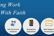 VoIP Services,VoIP Solutions,Smartphone Application,Web Development