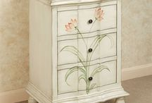"""Spring Decor / Say """"so long"""" to winter, and wake up to spring decor in your home. These refreshing accents evoke fresh air and sunshine with their pretty flower blooms, lacy fabrics, and flitting butterflies."""