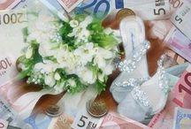 Matrimonio con lo sponsor / Consigli e spunti per un matrimonio a budget zero.