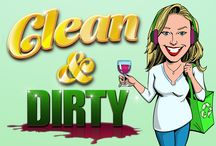Podcasts about Living Clean and Dirty