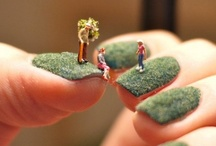 Creative Original Inspirational Miniatures / by Joyce Hamill Rawcliffe