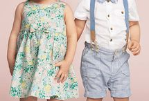 Outfits for boys and girls