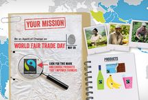 World Fair Trade Day 2015 / How will you celebrate WFTD this year?  / by Fairtrade America