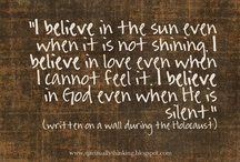 I believe / by Christina Wiegand