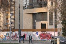 Graffiti Brasov Romania / urban art I discovered myself in my hometown Brasov (Romania)