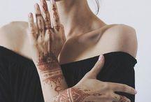 менди / искусство росписи хной