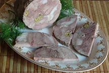 Домашняя ветчина / Рецепты приготовления ветчины в домашних условиях.