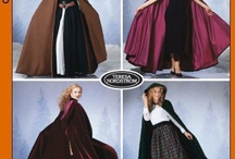 Medieval costume patterns I own / costume patterns I own