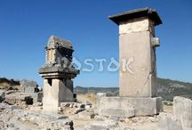 Ancient city of Xanthos