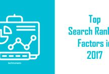 SEO - Search Engine Optimization / Awesome Tips and Tricks to Optimize your website for Search Engines. Learn about Search Ranking Factors to Improve SEO of Your Website.