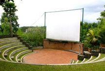 летний театр