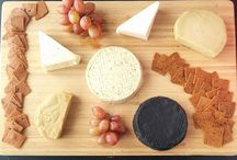 Cheese Plate Envy / Artisan Vegan Cheese takes over your Cheese Plate and Board! A collection of our favorite Vegan Cheese plates for entertaining inspiration.