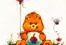 Classic Birthday Bear