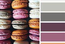 Paletas de cores ❤️