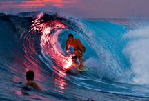 I want to be a surfer