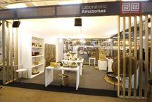 Laboratorio de Diseño e Innovación Amazonas en #Expoartesanías / En el estand del Laboratorio de Diseño e Innovación del departamento de Amazonas ubicado en el Pabellón 1 Nivel 1 de #Expoartesanías, podrás apreciar productos para mesa en cestería, talla en madera y alfarería. http://bit.ly/1Y8A8Ny