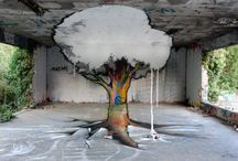 Street Art / by Carlos Velásquez