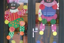 Sinterklaas - Versieren school
