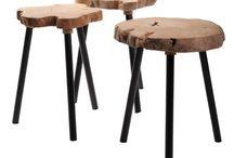 krukken & stoelen inspiration...