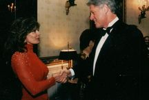 President Clinton / by Charlotte Pendragon