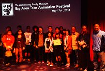 Animation festival at the Walt Disney Family Museum!