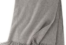 9plus wool & cashmere scarves collection / Wool scarf, cashmere shawl wrap