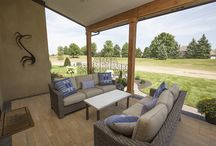 Outdoor Living Spaces (2016 BIA Parade of Homes)