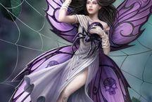Anne Strokes - Fantasy Art