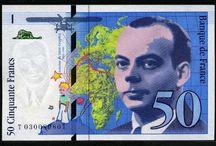 billets de banque français