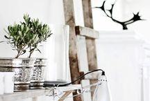 ladders / inspiratie voor een ladder voor in je interieur