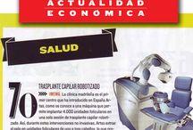 100 mejores ideas 2014 / Ideas innovadoras que han sido premiadas en Actualidad Económica en España como las 100 mejores Ideas del 2014