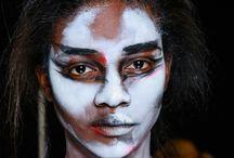 Makeup at Fashion Week S2014