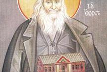 Όσιος Σωφρόνιος τού Εσσεξ- Saint Sophronius of Essex