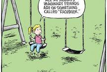 nützliche Cartoons