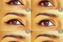 makeup ideas / by Dre